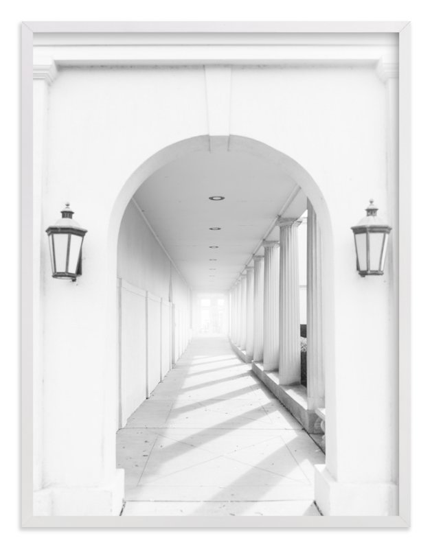 """Arches"" - Limited Edition Art Print by Ilze Lucero in beautiful frame options and a variety of sizes."