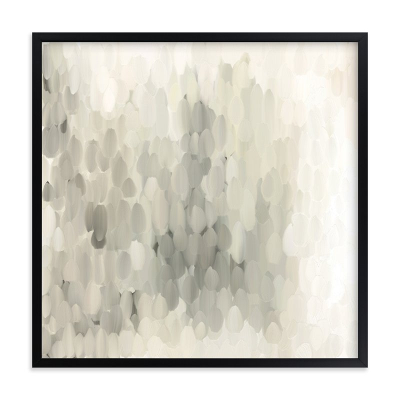 """Rain II"" - Limited Edition Art Print by Amy Hall in beautiful frame options and a variety of sizes."