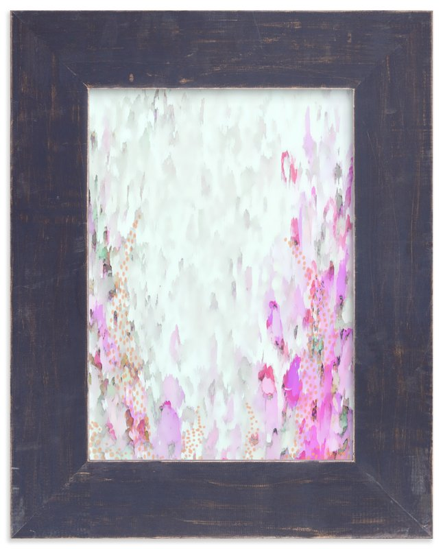 """""""Wisteria"""" - Limited Edition Art Print by Grace Kreinbrink in beautiful frame options and a variety of sizes."""