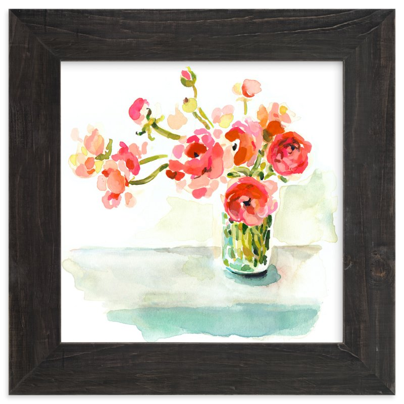 """""""Meander"""" - Limited Edition Art Print by Betty Hatchett in beautiful frame options and a variety of sizes."""