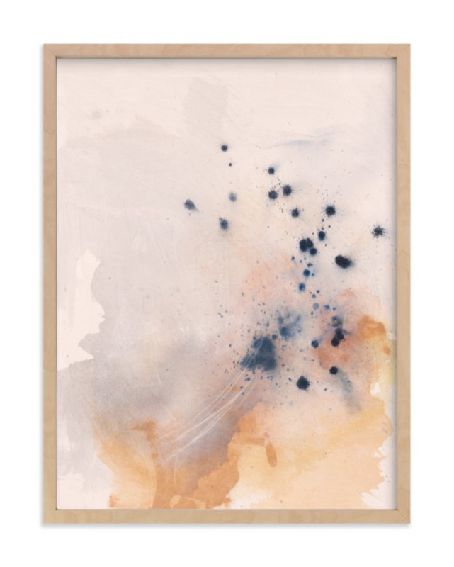 """""""Raw Study 1"""" - Limited Edition Art Print by Jennifer Daily in beautiful frame options and a variety of sizes."""