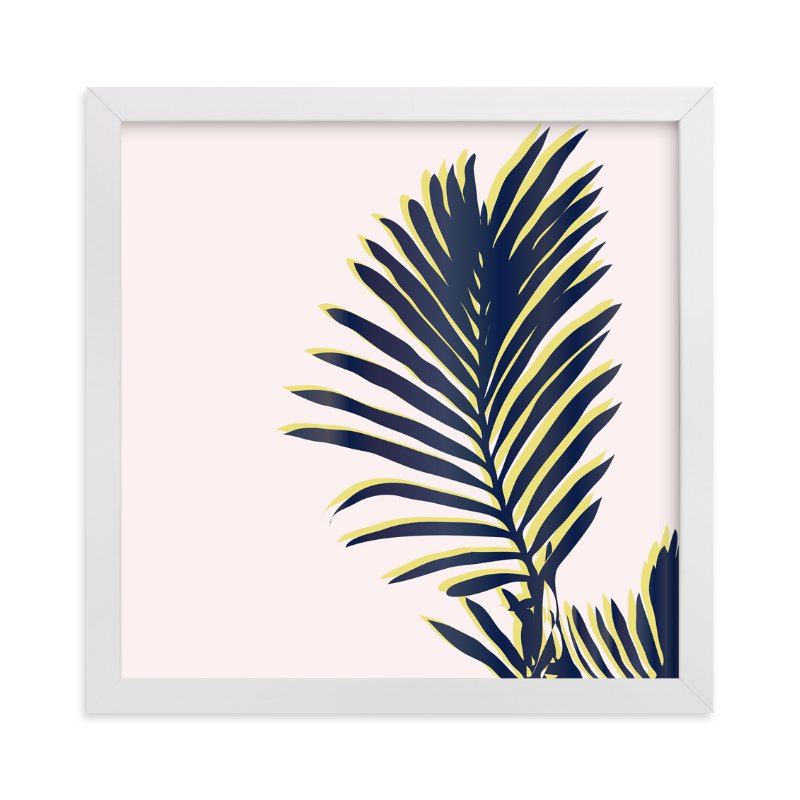 """Palm Study #2"" - Limited Edition Art Print by Cindy Lackey in beautiful frame options and a variety of sizes."