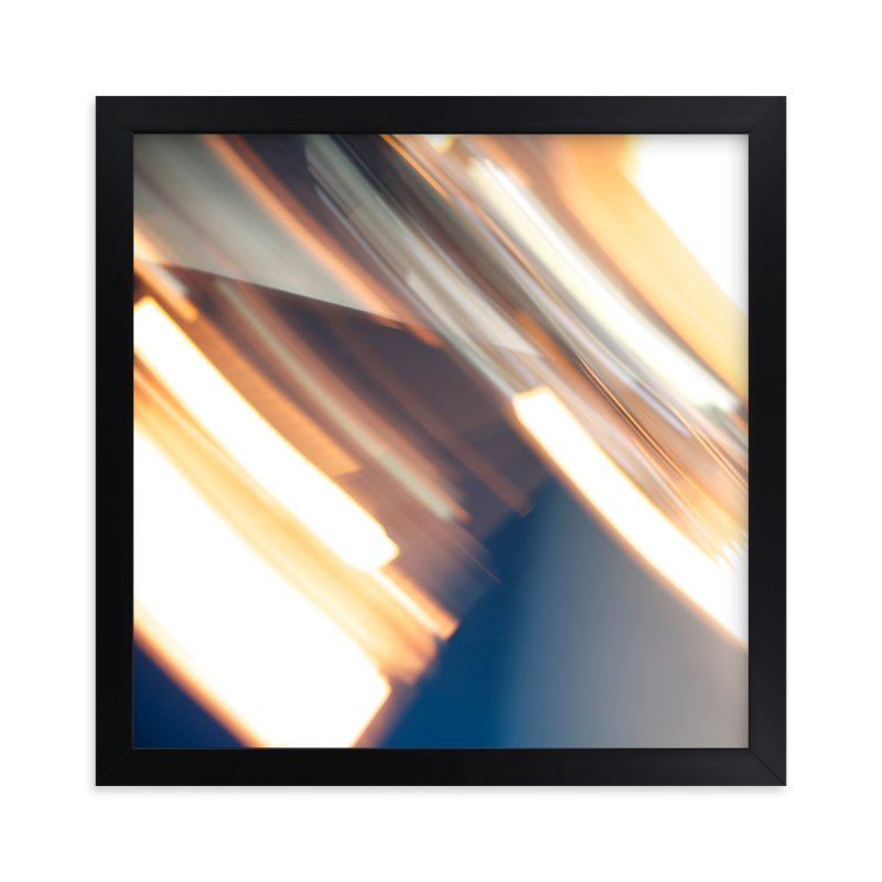 """""""Spinning Lights No.2"""" - Limited Edition Art Print by Jennifer Daily in beautiful frame options and a variety of sizes."""