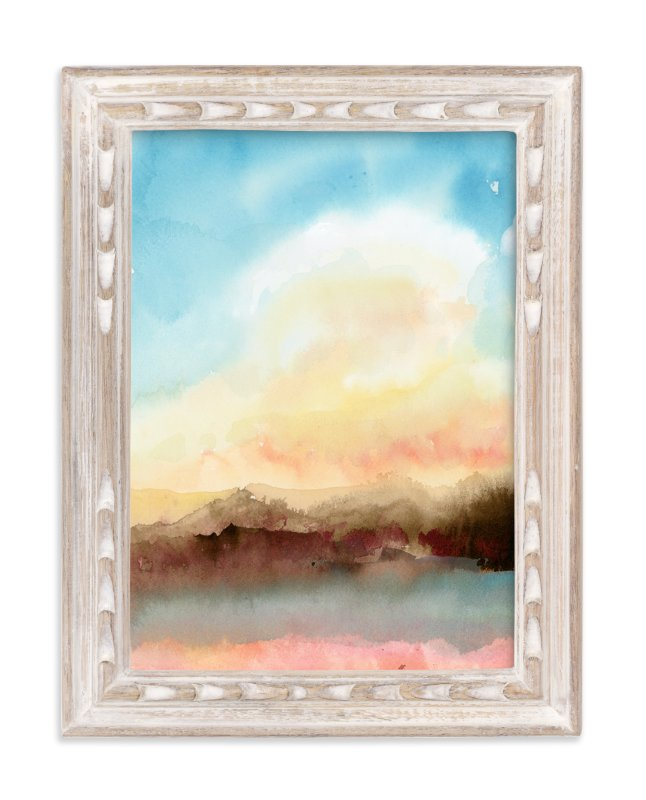 """""""Mirage"""" - Limited Edition Art Print by Lindsay Megahed in beautiful frame options and a variety of sizes."""