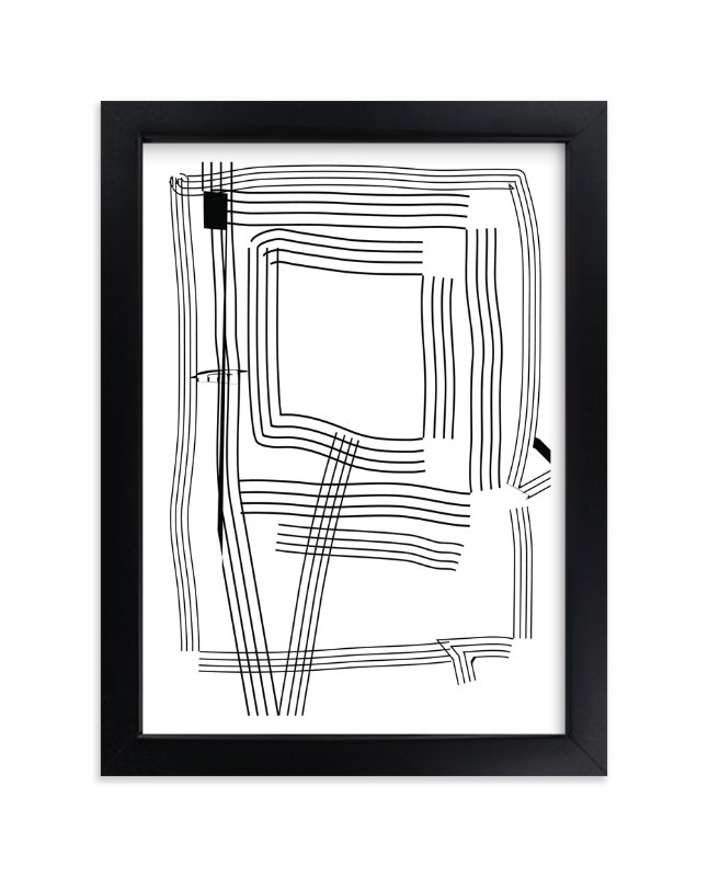 """""""Path of Life"""" - Limited Edition Art Print by Kisco Print Shop in beautiful frame options and a variety of sizes."""