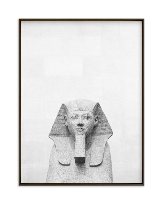 """""""Out of Egypt"""" - Limited Edition Art Print by Kelsey Clanton in beautiful frame options and a variety of sizes."""