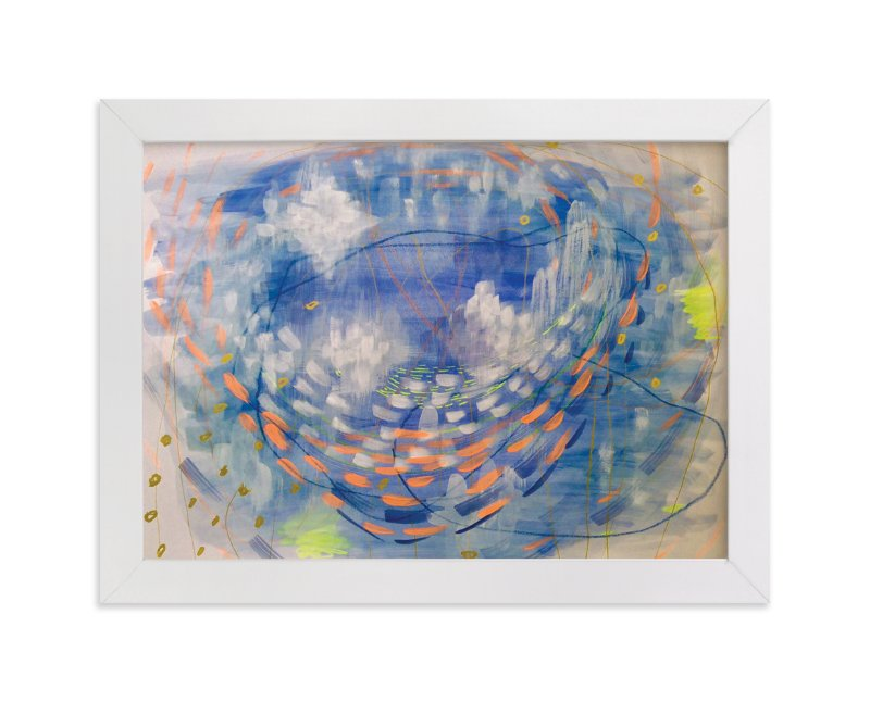 """""""Orbit"""" - Limited Edition Art Print by Denise Wong in beautiful frame options and a variety of sizes."""