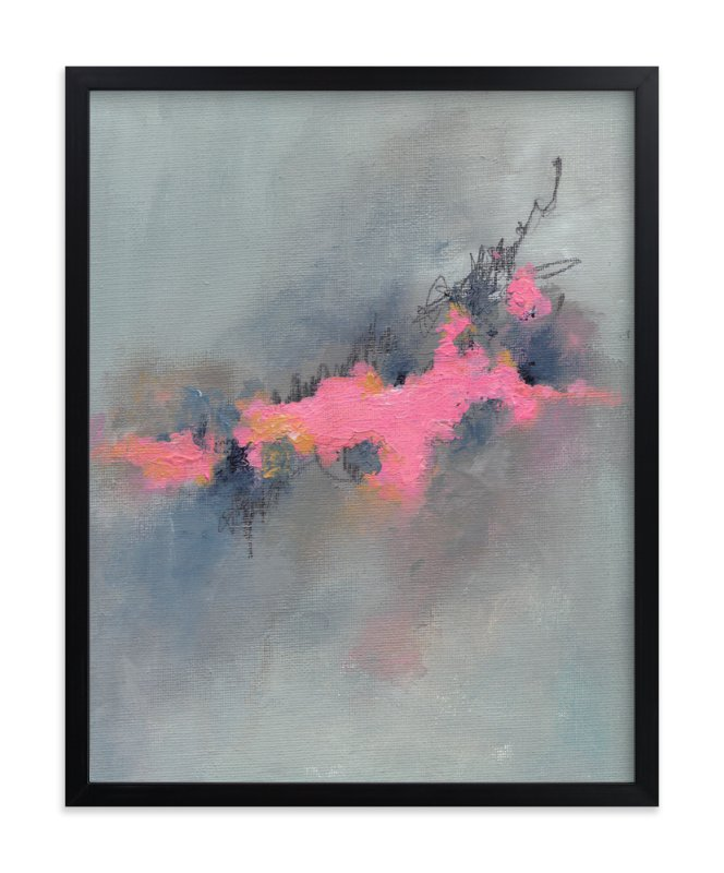 """""""Hope II"""" - Limited Edition Art Print by Sonal Nathwani in beautiful frame options and a variety of sizes."""