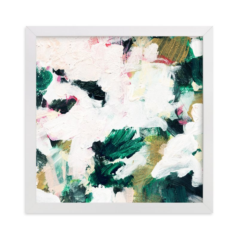 """Ivy"" - Limited Edition Art Print by Parima Studio in beautiful frame options and a variety of sizes."