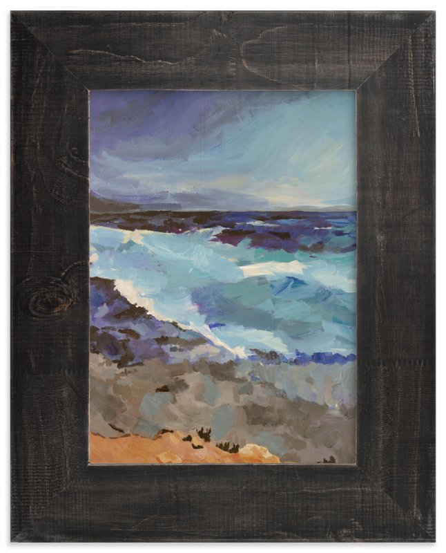 """""""West Coast"""" - Limited Edition Art Print by Carol Dysart in beautiful frame options and a variety of sizes."""