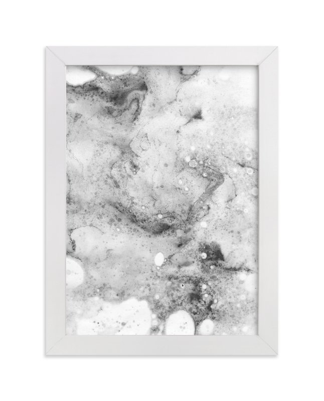 """""""Marble Two"""" - Limited Edition Art Print by Melissa Selmin in beautiful frame options and a variety of sizes."""