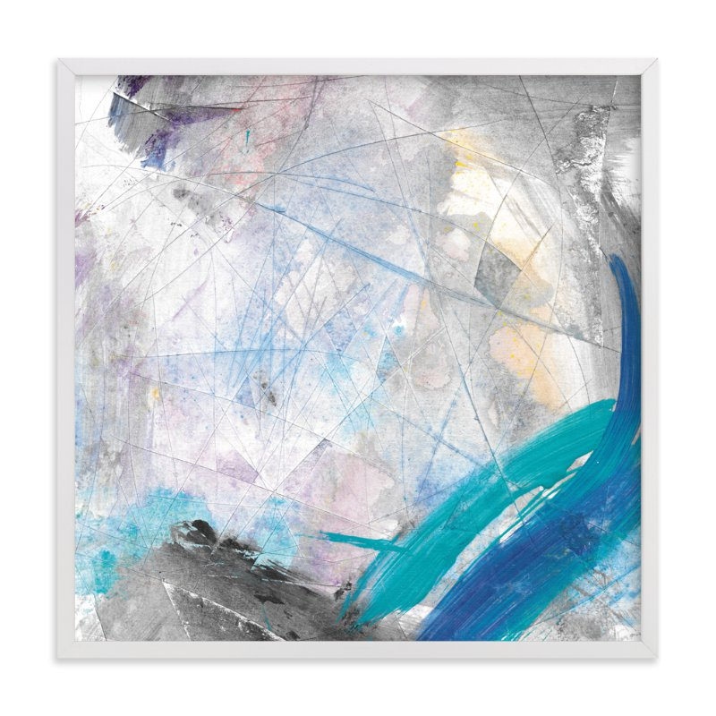 """""""Nostalgic Energy"""" - Limited Edition Art Print by The Carillos in beautiful frame options and a variety of sizes."""