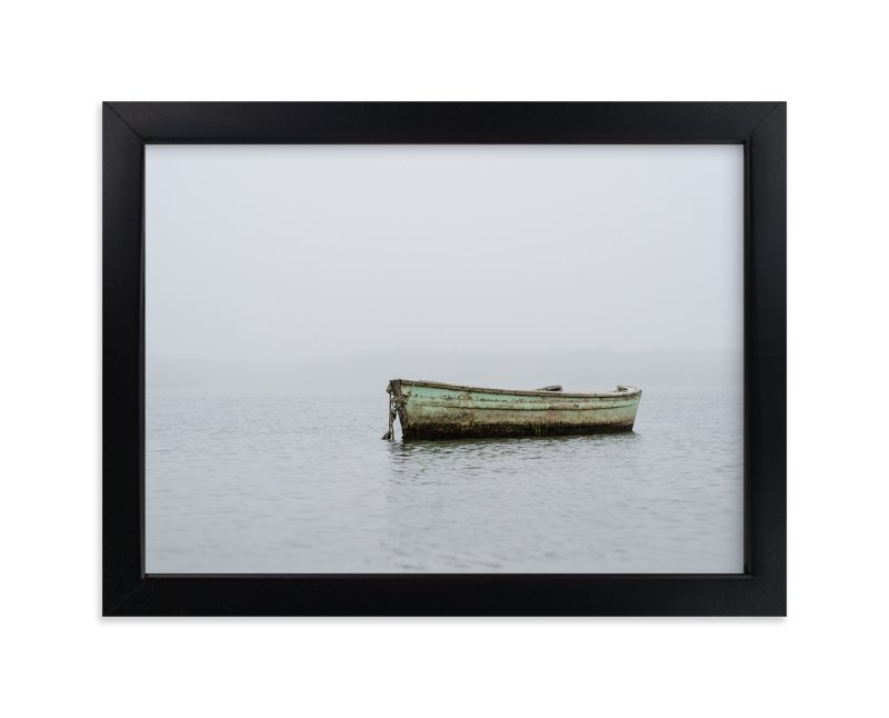 """Serenity"" - Limited Edition Art Print by Lillian Scull in beautiful frame options and a variety of sizes."