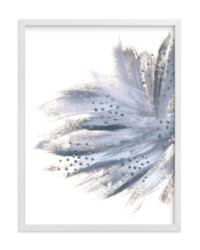 """""""Shining Statement"""" - Limited Edition Art Print by Simona Camp in beautiful frame options and a variety of sizes."""