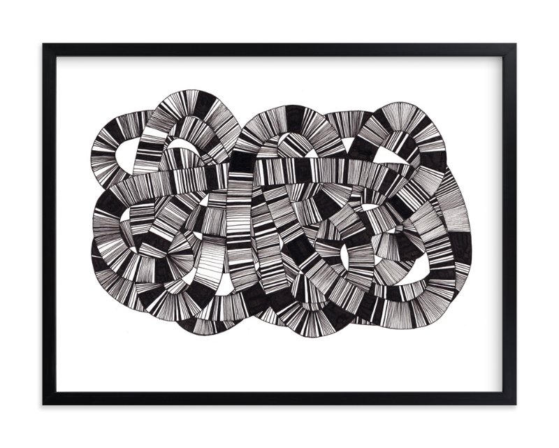 """""""Sandworm 2"""" - Limited Edition Art Print by Jaime Derringer in beautiful frame options and a variety of sizes."""