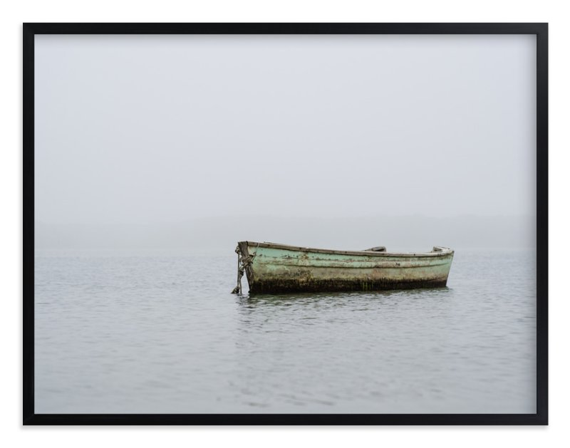 """""""Serenity"""" - Limited Edition Art Print by Lillian Scull in beautiful frame options and a variety of sizes."""
