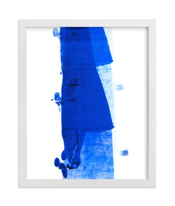 """""""Fashion-Walk"""" - Limited Edition Art Print by ANA GAION in beautiful frame options and a variety of sizes."""