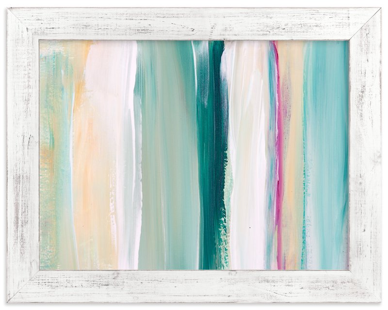"""""""Grace"""" - Limited Edition Art Print by Artsy Canvas Girl Designs in beautiful frame options and a variety of sizes."""