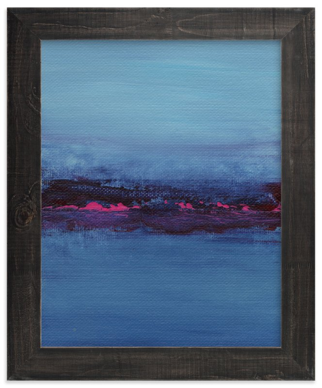 """""""Lights on the Lake"""" - Limited Edition Art Print by Lindsay Megahed in beautiful frame options and a variety of sizes."""
