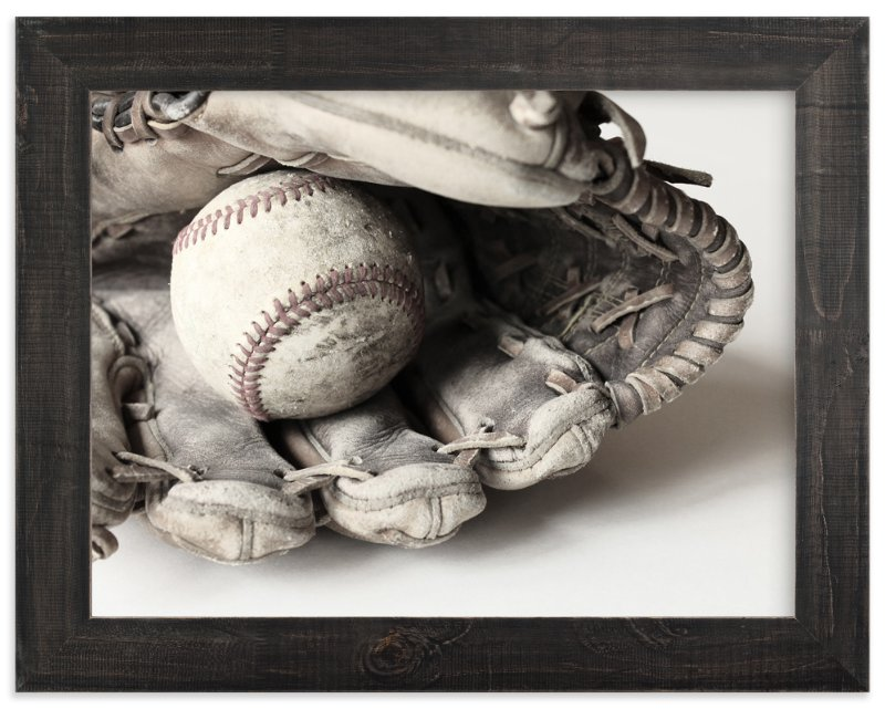 """""""Our Pastime"""" - Limited Edition Art Print by Karen Kaul in beautiful frame options and a variety of sizes."""