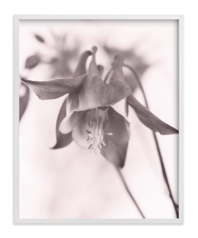 """""""Wild Blush I"""" - Limited Edition Art Print by Karen Kaul in beautiful frame options and a variety of sizes."""