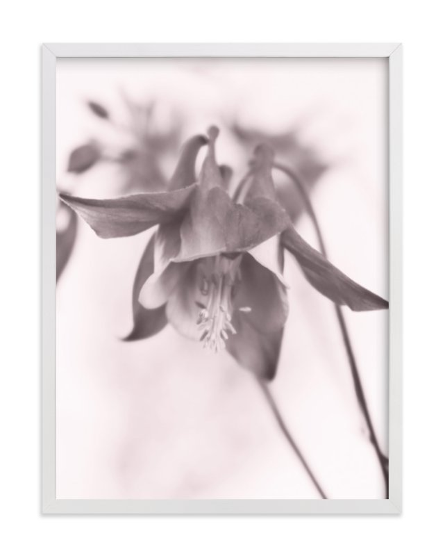 """Wild Blush I"" - Limited Edition Art Print by Karen Kaul in beautiful frame options and a variety of sizes."