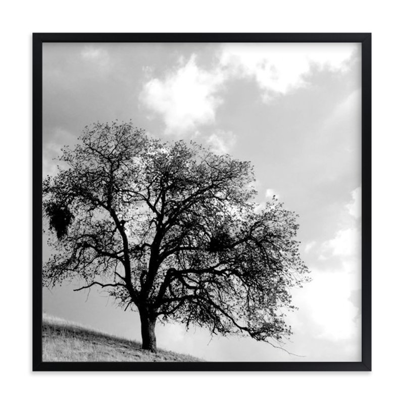 """""""Twisted In Time"""" - Limited Edition Art Print by Leslie Le Coq in beautiful frame options and a variety of sizes."""