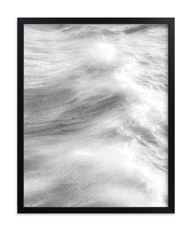 """""""Staten Sea 1"""" - Limited Edition Art Print by Lisa Sundin in beautiful frame options and a variety of sizes."""
