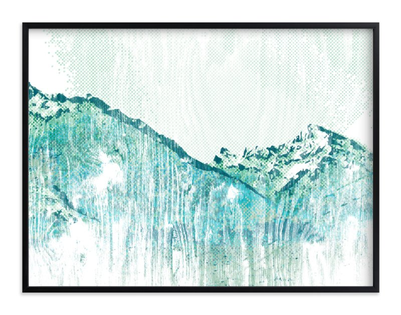 """""""Escape """" - Limited Edition Art Print by SimpleTe Design in beautiful frame options and a variety of sizes."""
