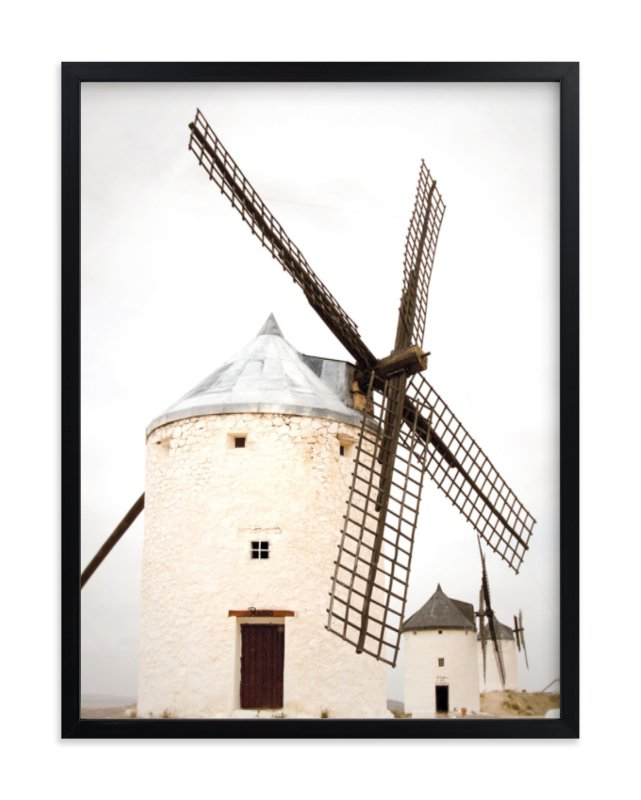 """Consuegra"" - Limited Edition Art Print by Sharon Rowan in beautiful frame options and a variety of sizes."