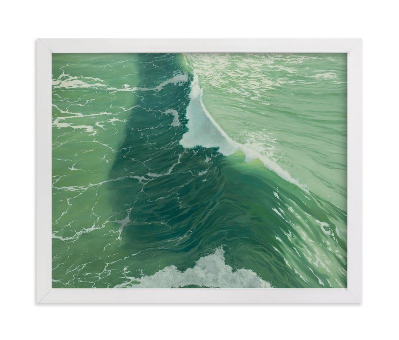 """""""Salinity Now"""" - Art Print by Denny Holland in beautiful frame options and a variety of sizes."""