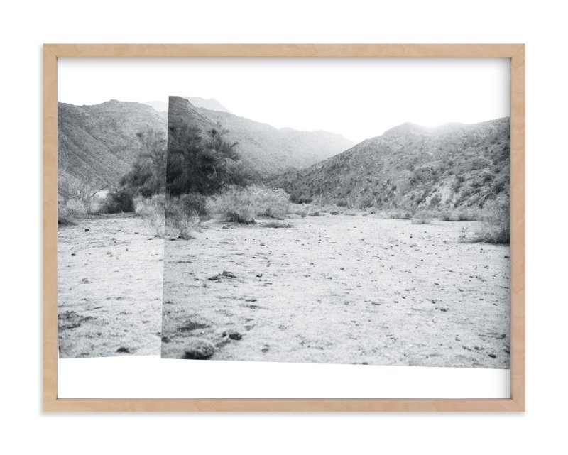 desert diptych  - Limited Edition Art Print by annie clark in beautiful frame options  sc 1 st  Minted & desert diptych Wall Art Prints by annie clark | Minted