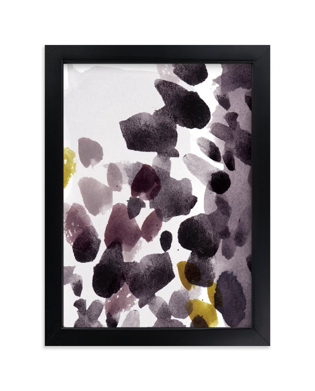 """Mineral"" - Limited Edition Art Print by Kelly Ventura in beautiful frame options and a variety of sizes."