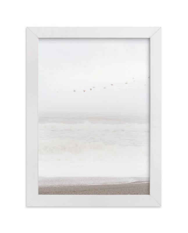 """""""Flight of the Ocean"""" - Limited Edition Art Print by Sharon Rowan in beautiful frame options and a variety of sizes."""