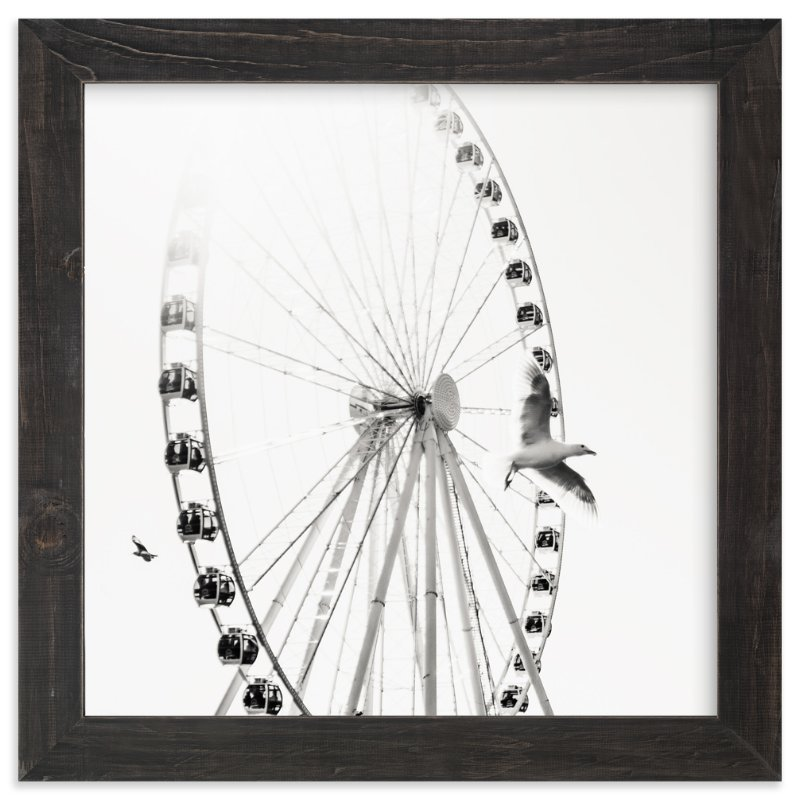 """""""Rise"""" - Limited Edition Art Print by Stacy Kron in beautiful frame options and a variety of sizes."""
