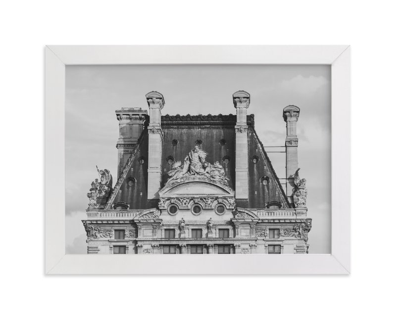 """Paris Vieux"" - Limited Edition Art Print by Lindsay Ferraris Photography in beautiful frame options and a variety of sizes."