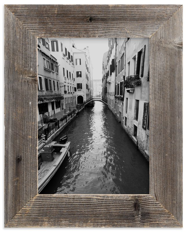 """Quiet Canal"" - Limited Edition Art Print by The Rad Life Adventures in beautiful frame options and a variety of sizes."