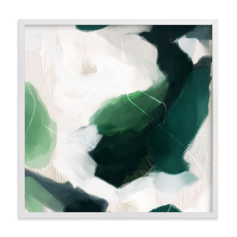 """""""Oja"""" - Limited Edition Art Print by Parima Studio in beautiful frame options and a variety of sizes."""