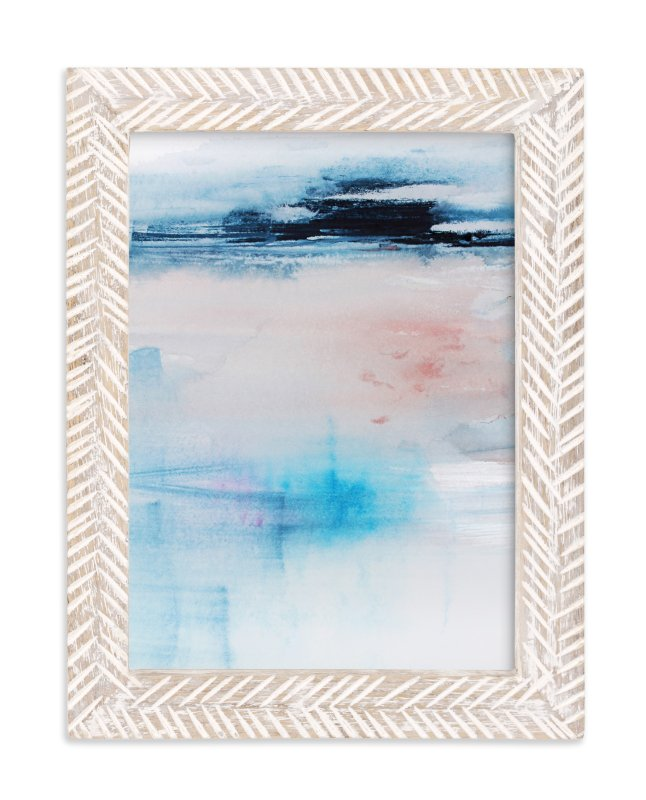 """""""Acceptance"""" - Art Print by Karen Kaul in beautiful frame options and a variety of sizes."""