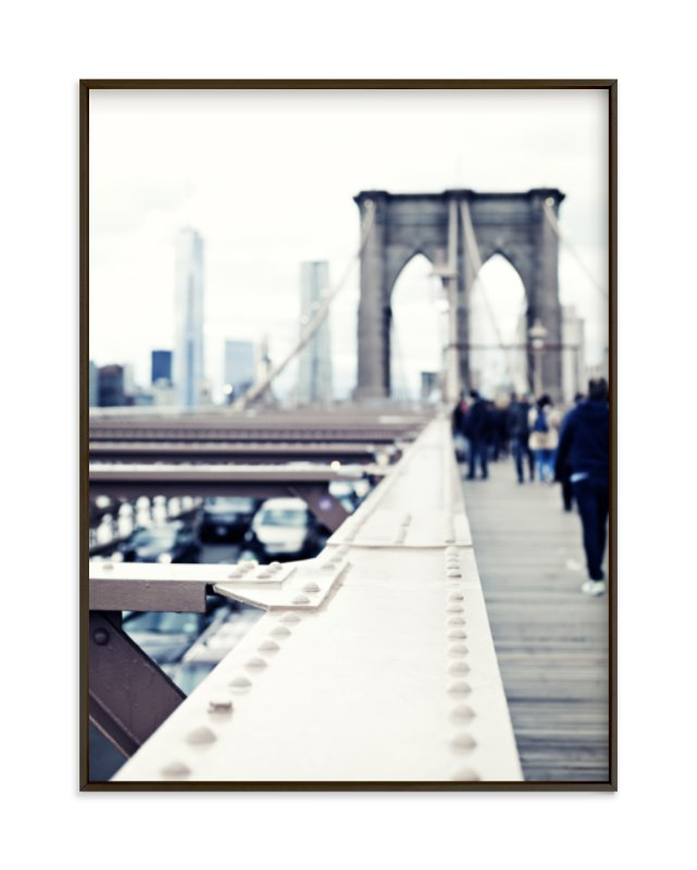 """""""People's Struggles"""" - Limited Edition Art Print by Caroline Mint in beautiful frame options and a variety of sizes."""