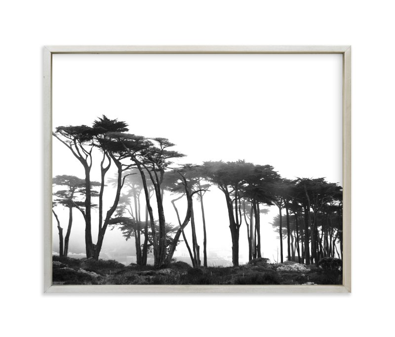 """""""Lands End"""" - Limited Edition Art Print by Tania View in beautiful frame options and a variety of sizes."""