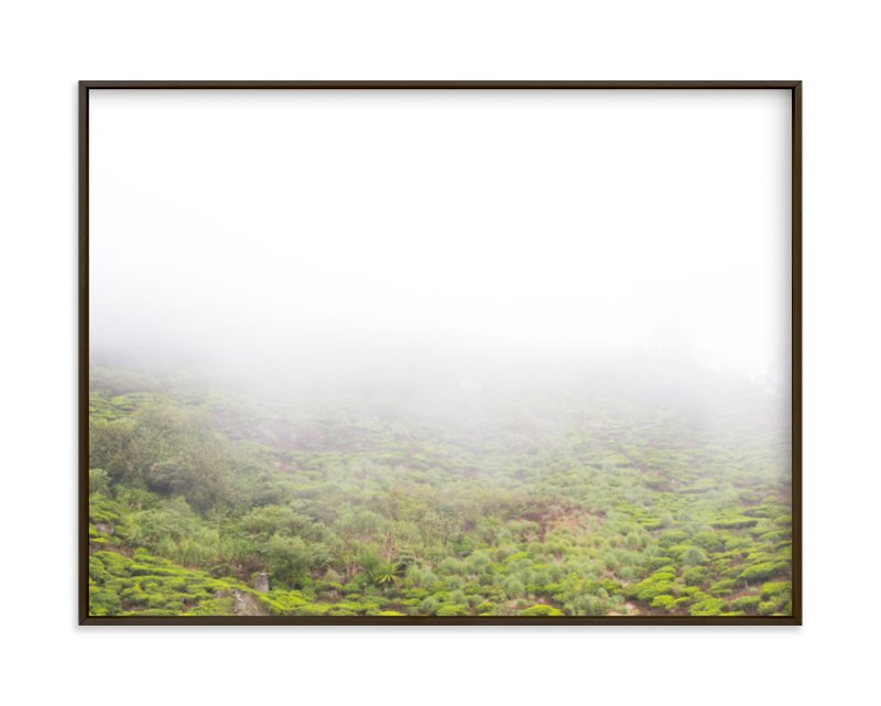 """""""Tea in the Fog"""" - Limited Edition Art Print by jessi gilbert in beautiful frame options and a variety of sizes."""