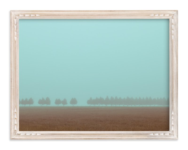 """""""Shrouded Trees"""" - Limited Edition Art Print by Gabrial Reising in beautiful frame options and a variety of sizes."""