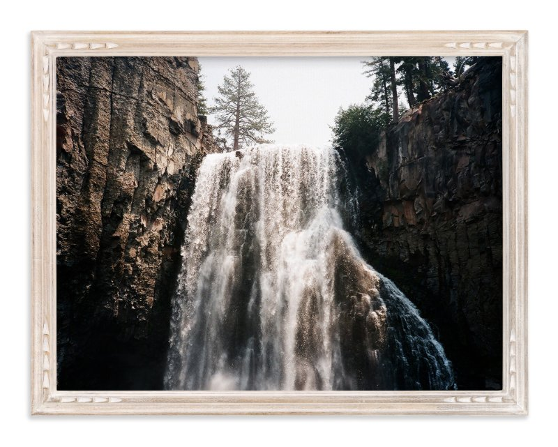 """Dreamy Falls"" - Limited Edition Art Print by Cade Cahalan in beautiful frame options and a variety of sizes."