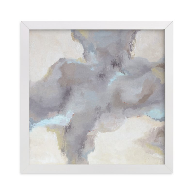 Cloud View Wall Art Prints by Owen Design Studio | Minted