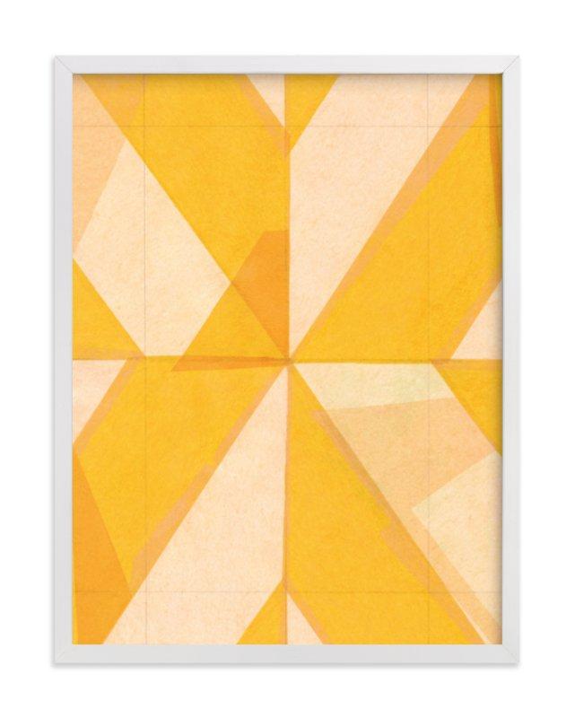 Abstract Layers 1 Wall Art Prints by Kelly Nasuta   Minted