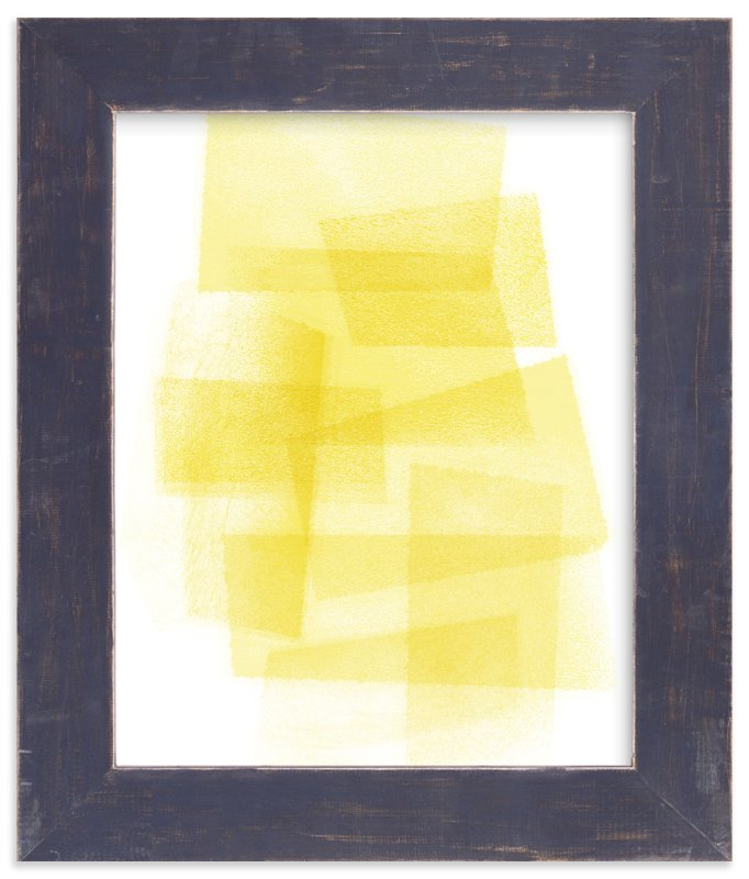 """""""Flutter"""" - Limited Edition Art Print by Susie Allen in beautiful frame options and a variety of sizes."""