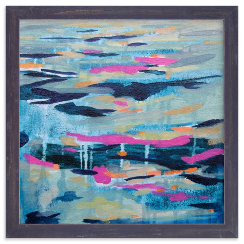 """""""Tilt Shift"""" - Limited Edition Art Print by Kelly Johnston in beautiful frame options and a variety of sizes."""