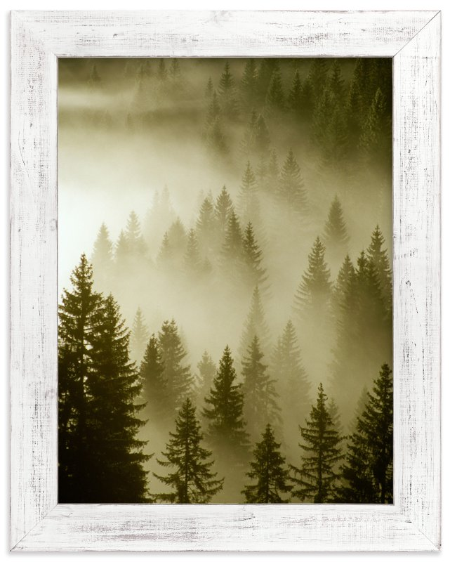 """Mystical Forest "" - Limited Edition Art Print by Uros Zagozen in beautiful frame options and a variety of sizes."