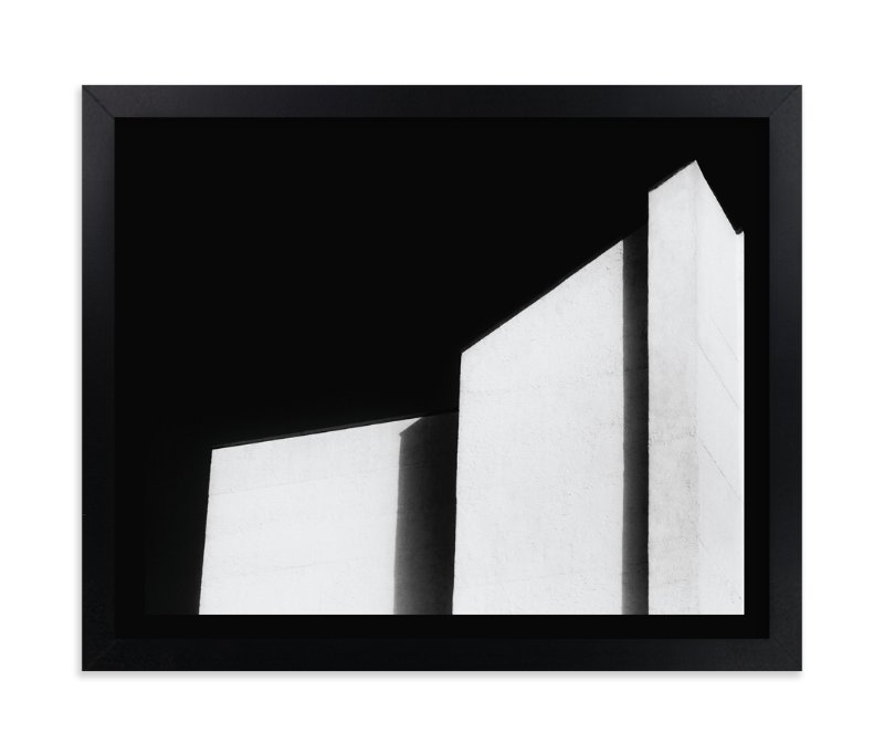 """""""Architecture Noir"""" - Art Print by Kaitie Bryant in beautiful frame options and a variety of sizes."""